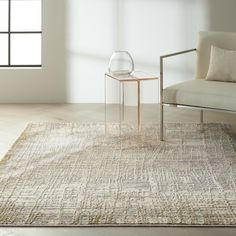 Give your home a subtle surge of energy with the Rush Collection from @calvinklein. These unique area rugs feature high-fashion neutrals in crosshatched, abstract linear designs. Each one is power-loomed with modern fibers on natural jute backing. 9 Mm, Machine Made Rugs, Grey And Beige, Colorful Rugs, Calvin Klein, Rug Size, Contemporary Design, Branding Design, Textiles