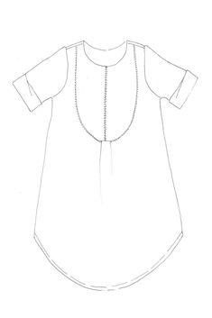 The Dress Shirt PDF - Merchant & Mills