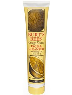 Burt's Bees Orange Essence Facial Cleanser - with Orange Oil $12.99 - from Well.ca