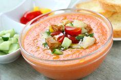 Суп пюре кабачок