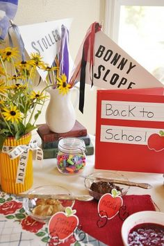 Back to School Breakfast - your homebased mom