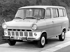 Classic Car News Pics And Videos From Around The World Ford Classic Cars, Classic Trucks, Vintage Vans, Vintage Trucks, Old Commercials, Old Ford Trucks, Ford Shelby, American Motors, Old Fords