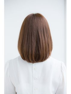 【Ramie】ナチュラルなミディアム(岡本聡美):L002176979|ラミエ(Ramie)のヘアカタログ|ホットペッパービューティー Short Hair Cuts, Short Hair Styles, Straight Bob, New Hair, Womens Fashion, Beauty, Japanese Hairstyles, Bob Hairstyles, Hair Ideas