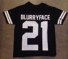 twenty one pilots blurryface shirt