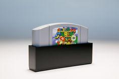 3x BitLounger Minis (N64) Retro Video Game Storage For Nintendo 64  Cartridges Video Game