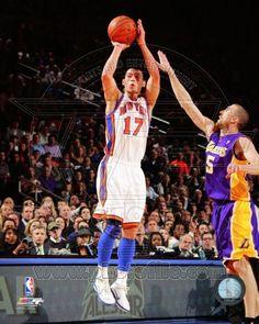 Jeremy Lin - New York Knicks 2011-12 action NBA 8x10 Photo $4.95