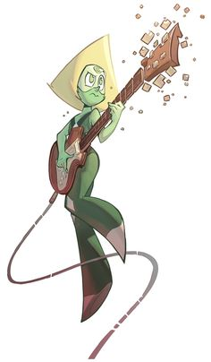 steven:we're making music peridot:thats so simple steven:thats wat makes it fun.u should make a song peridot:how steven:just sing of watever ur thinking! i love this episode