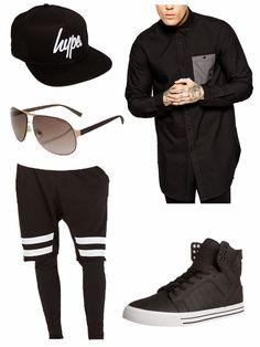 style hip hop sur pinterest tenues hip hop swag de fille et mode hip hop. Black Bedroom Furniture Sets. Home Design Ideas
