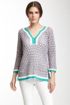 Crochet Sweater.