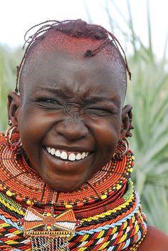 Turkana woman | Flickr - Photo Sharing!