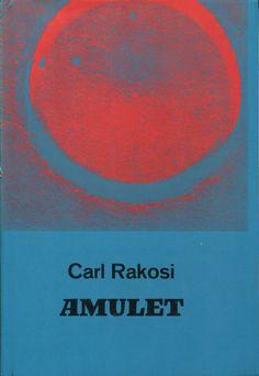 Amulet: Carl Rakosi 1967 Hardcover, New Directions Press