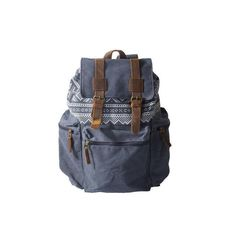 Marius Sekk - Blå - 22liter - Hyttefeber.no Bradley Mountain, Backpacks, Retro, Canvas, Bags, Products, Fashion, Tela, Handbags