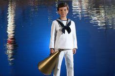 #Comunión #niño #marinero #traje #colección2015 #Entrebastidores