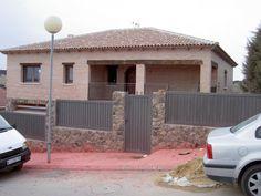 #Casas #Rustico #Exterior #Puertas #Fachada #Barandillas #Ventanas