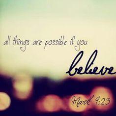 Mark9:23