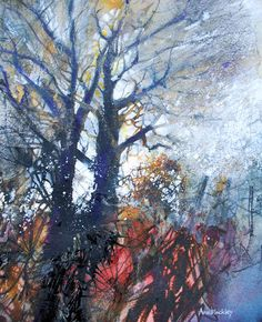 Winter Light- Ann  Blockley