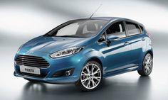 #Ford #Fiesta. El coche con estilo actual y una tecnología vanguardista.
