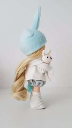 Items similar to Bunny Handmade soft fabric christmas doll toys rag doll Textile interior doll blonde birthday gift home decor doll with Bunny doll gift on Etsy Special Girl, Handmade Items, Handmade Gifts, Fabric Dolls, Girl Gifts, Doll Toys, Soft Fabrics, Birthday Gifts, Bunny