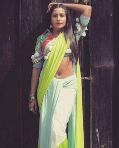 Surbhi Chandna Slaying in saree, Beautiful Girl Indian, Most Beautiful Indian Actress, Beautiful Saree, Beautiful Women, Beautiful Bollywood Actress, Beautiful Actresses, Hot Actresses, Indian Actresses, Indian Navel