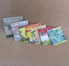 Hudson Valley Seed Library Homestead Garden Library | eBay