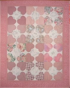 1993 MN Quilters Chaska Show Chair Memory quilt