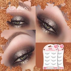 cec35a46c40 26 Best KASINA Lashes images in 2017 | Eyebrows, Eyelashes, Lashes