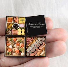 #miniature #japanese #food #minifood #nunushouse #bento