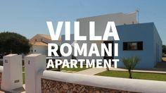 Apartamentos Villa Romani Apartment en Ciutadella, Menorca, España. Visi...