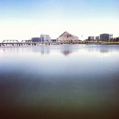 Tempe Arizona | Tempe Town Lake | #ASU