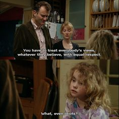 The most wise, yet savage kids to ever grace British TV. British Humor, British Comedy, British Sitcoms, Comedy Tv, Comedy Show, Funny Kids, Funny Cute, Hilarious, Savage Kids