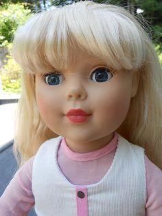 "Madame Alexander Friends 4 Life 18"" Doll 2009 Blonde Blue Eyes #Dolls"