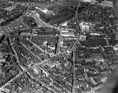 Liverpool Picturebook a site featuring a collection of old photographs and pictures of Liverpool, and Liverpool History, updated regularly. The history of Liverpool in Pictures Hanover Street, Scotland History, Liverpool History, Aerial View, City Photo, Pictures, Photos, Photography, Memories