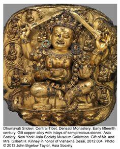 Tibetan Monastery   ... Tibetan Buddhist monastery called Densatil that was destroyed during