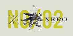 Creative Logo, Xero, and Alcohol image ideas & inspiration on Designspiration Creating A Brand, Creative Logo, Cool Logo, Design Agency, Logos, Packaging Design, Vodka, Identity, Web Design