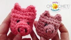 Chibi Chubby Tubby Pig - EASY Crochet Amigurumi