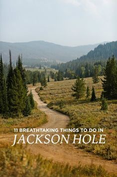 Outdoor Travel usa 11 Incredible Things to Do in Jackson Hole Wyoming // Local Adventurer Jackson Hole Wyoming, Jackson Hole Camping, Wyoming Vacation, Yellowstone Vacation, Vacation Trips, Tennessee Vacation, Wyoming Camping, West Yellowstone, Rv Camping