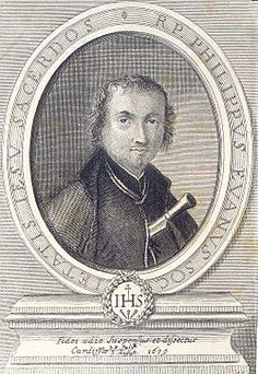 Saint Philip Evans - Welsh Roman Catholic priest who died for the faith. One of the Forty Martyrs of England and Wales.