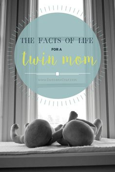 There are just some facts of life that hold true for moms of multiples that you can only understand once you are in their shoes.