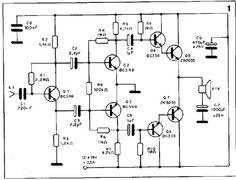 Sine wave oscillator low frequency-constant amplitude