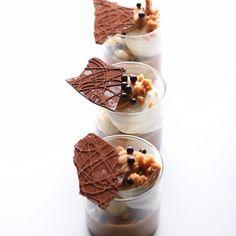 - Verrine Caramel banana chocolate - 이제, 너를 위한 계절이 온다.  - GARUHARU Seoul