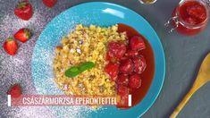 INTERFOOD_Császármorzsa_2020_final Adobe Premiere Pro, Chana Masala, Ethnic Recipes, Food, Essen, Meals, Yemek, Eten