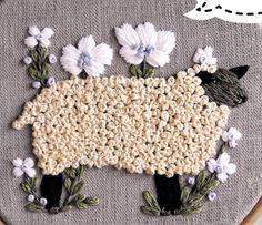 Shag Rug, Sheep, Throw Pillows, Embroidery, Rugs, Home Decor, Needlepoint, Shaggy Rug, Farmhouse Rugs