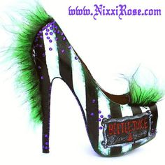 Beetlejuice amazing shoes *.*