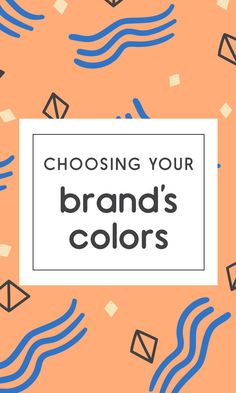 On the Creative Market Blog - How to Choose the Best Colors for Your Brand