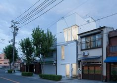 30 Of The Most Ingenious Japanese Home Designs Presented on Freshome - http://freshome.com/2012/10/29/30-best-japanese-home-designs-presented-on-freshome/