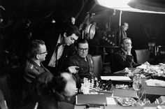 As Stanley Kubrick's black comedy 'Dr Strangelove,' starring Peter Sellers, turns 50, the BFI share some production designs and behind-the-s...