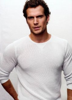 Henry Cavill - I really love the idea of him as Christian Grey. He looks amazing and come on, he was the Man of Steel. Haha, Man of Steel. Chris Hemsworth, Gorgeous Men, Beautiful People, Hello Gorgeous, Absolutely Gorgeous, He's Beautiful, Pretty Men, Beautiful Babies, Details Magazine