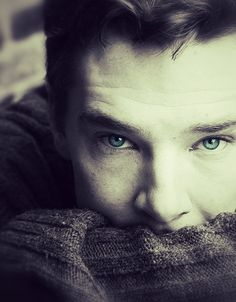 i've pinned some form of this, but it's really a lovely close-up of his eyes Sherlock Cumberbatch, Benedict Cumberbatch Sherlock, Sherlock Bbc, Watson Sherlock, Jim Moriarty, Sherlock Quotes, Bennedict Cumberbatch, Sherlock Poster, Michael Fassbender