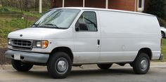 Page 2. Pic#4.   The van the girl is kidnapped in. van she hides underneathe.