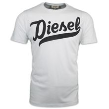 Diesel T-Ataca Tee - White